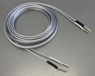 inakustik Premium LS-Silver - 2x2,5qmm - FIX & FERTIG
