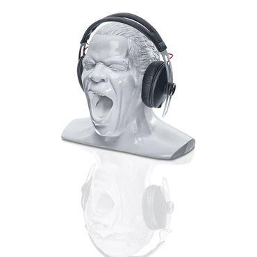 Oehlbach XXL®HP STAND - WHITE - Kopfhörerständer OEHLBACH-KOPF – Bild 4