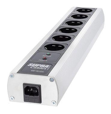 Supra Cables MD06-EU SP MK3 - 6-fach Netzleiste - Mit Überspannungsschutz – Bild 1