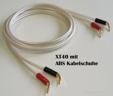 QED Reference XT40 - Airloc™-Edition - LS-Kabel - dienadel – Bild 2