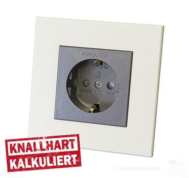 Furutech FP-SWS Gold - Wandsteckdose - KNALLHART KALKULIERT