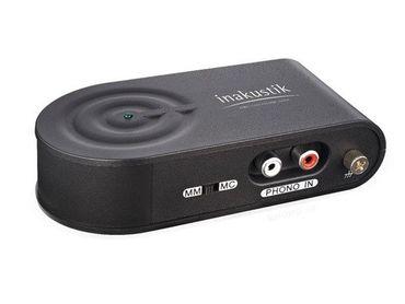 inakustik Premium Phono Vorverstärker für MM und MC Systeme