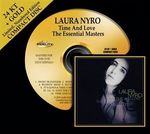 Laura Nyro - Time and Love: The Essential Masters - Audio Fidelity 24 Karat Gold CD, HDCD 001