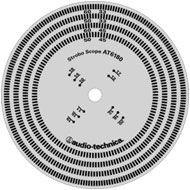 audio-technica Stroboscope Scheibe AT6180