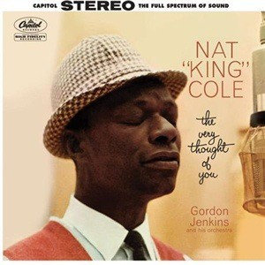 Nat King Cole - The Very Thought of You - Analogue Productions Hybrid SACD