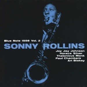 Sonny Rollins - Volume 2 - Analogue Productions Hybrid SACD
