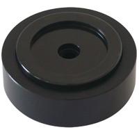Dynavox BIG50 Black Aluminium Füsse für Lautsprecher und Geräte – Bild 1