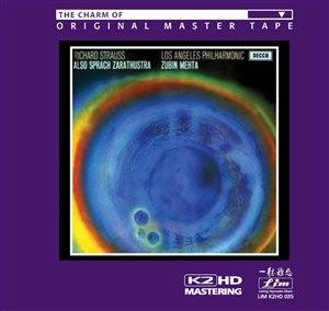 Zubin Metha & L. A. Philharmonic - R. Strauss: Also sprach Zarathustra - LIM K2 HD - CD