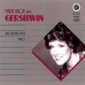 Marni Nixon - Marni Nixon sings Gershwin - Reference Recordings