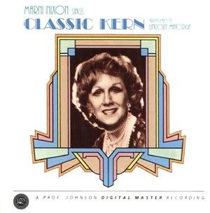 Marni Nixon ? Marni Nixon Sings Classic Kern - Reference Recordings