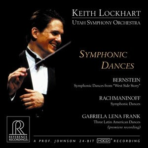 Keith Lockhart & Utah Symphony: Symphonic Dances - HDCD Reference Recordings