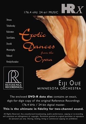 Eiji Oue & Minnesota Orchestra ? Exotic Dances From The Opera - RR HRx