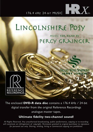 Junkin & Dallas Wind Symphony ? Percy Grainger: Lincolnshire Posy - RR HRx