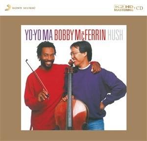 Yo-Yo Ma & Bobby McFerrin - Hush - Sony K2 HD - CD