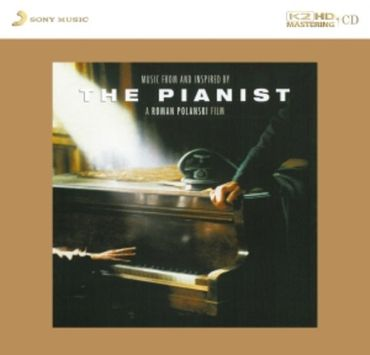 Original Soundtrack - The Pianist - Sony K2 HD - CD