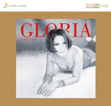 Gloria Estefan - Greatest Hits Volume II - Sony K2 HD - CD