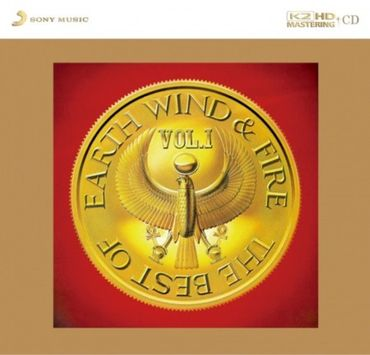 The Best of Earth, Wind & Fire, Volume 1 - Sony K2 HD - CD