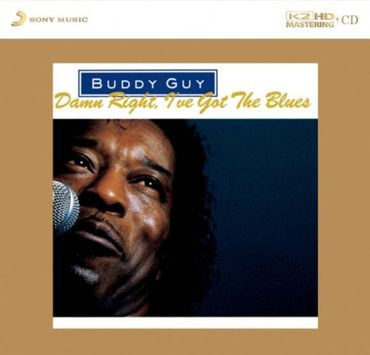 Buddy Guy - Damn Right, Ive Got The Blues - Sony K2 HD - CD