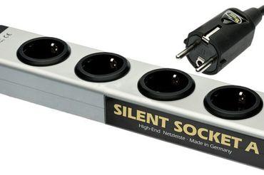 Silent Wire Netzleiste Serie 6