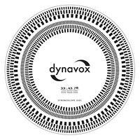 Dynavox Stroboscope Scheibe + Überhangschablone – Bild 1