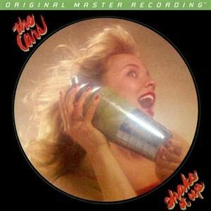 The Cars - Shake it up - MFSL 24 Karat Gold CD