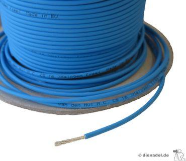 Van den Hul CS-16 - Blau - Meterware – Bild 1