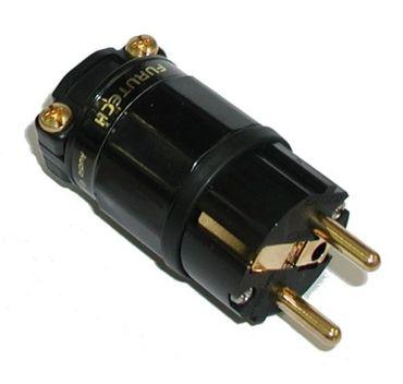 Furutech FI-E11-N1 G Gold Schutzkontakt-Stecker