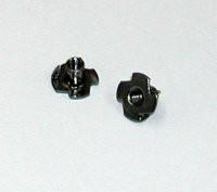 Sinnoxx® TIPO Einschlag-Muttern M6 Titan