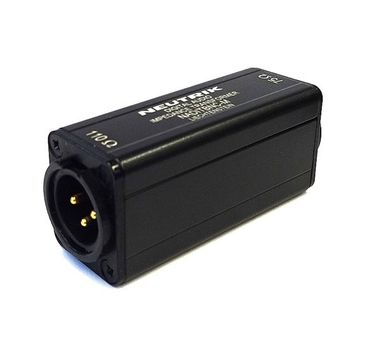 Neutrik NADITBNC-M - Impedanz Transformer – Bild 1