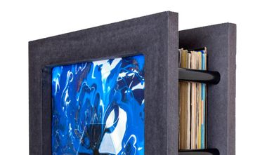 Frame Your Records - Jimmy Cage - Wandregal für Vinyl – Bild 2