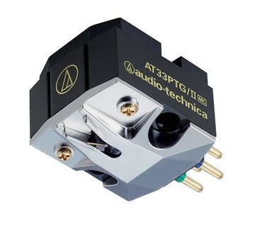 audio-technica AT33PTG/II - Moving Coil Tonabnehmer