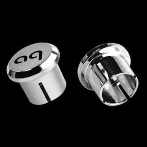 AudioQuest Noise Stopper Caps RCA Abschlusskappen