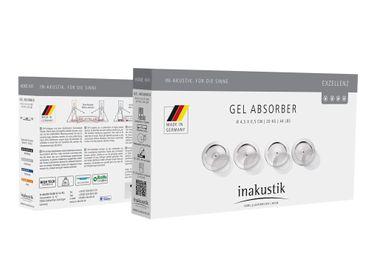 inakustik Exzellenz Gel Absorber - 4er Set – Bild 2