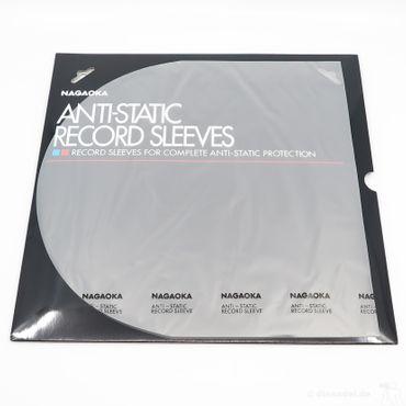Nagaoka RS-LP2 - Schallplatteninnenhüllen - 50er Pack
