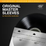MFSL Original Master Sleeves - LP-Innenhüllen - 50er Pack