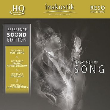 Reference Sound Edition - Great Men Of Song (HQCD) - inakustik CD