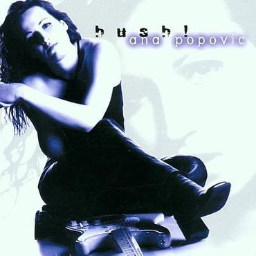 Ana Popovic - Hush! - Ruf Records CD
