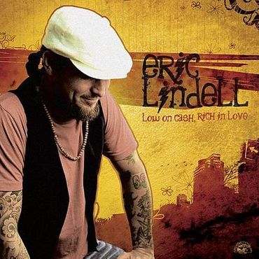 Eric Lindell - Low On Cash, Rich In Love - Alligator CD
