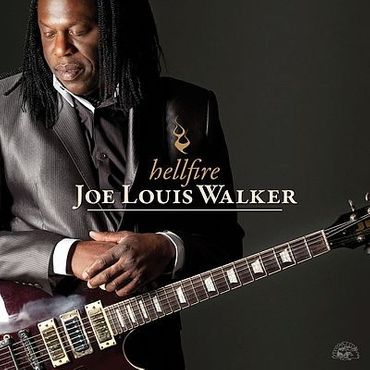 Joe Louis Walker - Hellfire - Alligator CD
