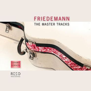 Friedemann - The Master Tracks (Luxury Edition) - Biber Records CD