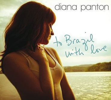 Diana Panton - To Brazil With Love - inakustik CD