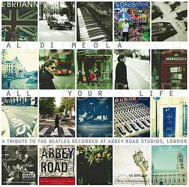 Al di Meola - All Your Lifes - A Tribute To The Beatles - 180gramm (45RPM) VINYL-LP - inakustik