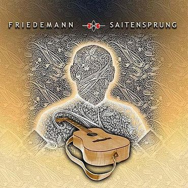 Friedemann - Saitensprung - Biber Records CD