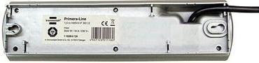 Brennenstuhl Primera-Line Steckdosenleiste 10-fach schwarz – Bild 4