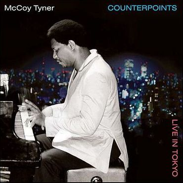 McCoy Tyner - Counterpoints Live in Tokyo - 180 gramm LP