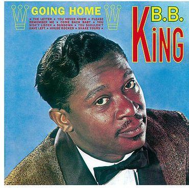 B.B. King - Going Home - 180 gramm LP - Vinyl Lovers