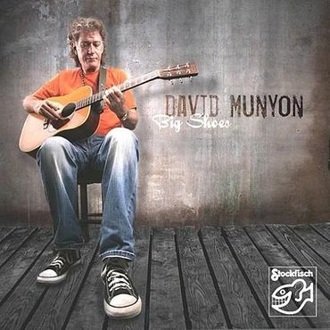 David Munyon - Big Shoes - Stockfisch CD