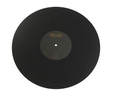 Millennium Audio M-VC Plate - Plattentellerauflage aus Vinyl – Bild 1