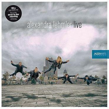 Alexandra Lehmler - Live - Jazznarts Records CD