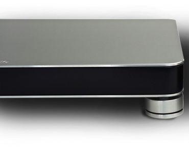 bfly-audio - PowerBase M - Schwarz - Absorberbasis - 440 x 350 x 64 mm  – Bild 1